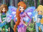 Winx Flora, Bloom, Stella Onirix