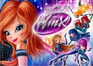 Winx Club - World of Winx Poster