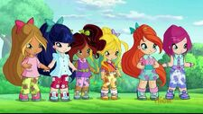 Winx bambine in 726
