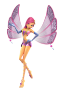 Winx Club Tecna Movie Enchantix pose