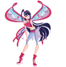 Winx Club Musa Believix pose