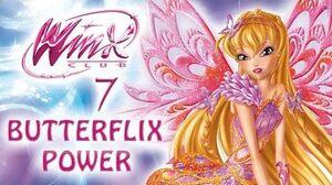 Winx Club - Serie 7 - Trasformazione Butterflix!
