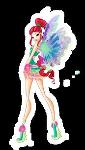 Aisha layla mythixx fairy couture 02 winx club by ineswinxeditions-d8tqrey