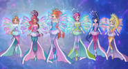 Crystal sirenix group
