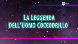 La leggenda dell'uomo coccodrillo