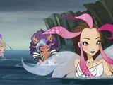 Sirene del Mondo dei Sogni