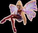 Winx Club Stella Sirenix pose9
