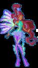 Winx Club Aisha Sirenix pose12