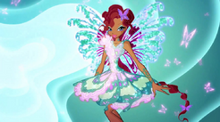 Aisha trasformazione Butterflix