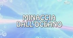Minaccia oceano