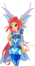 Winx Club Bloom Bloomix pose15