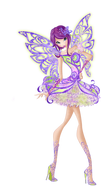 Profilowinx tecna fairy couture butterflix