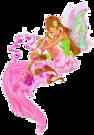 Winx Club Flora Harmonix pose7