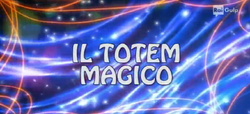 Il totem magico