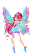 Winx Club Bloom Mythix pose3