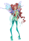 Winx Club Aisha Bloomix pose2