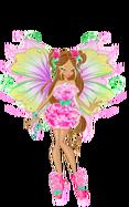 Winx Club Flora Mythix pose2