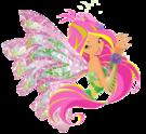 Winx Club Flora Sirenix pose20