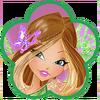 Flora Butterflix Logo