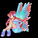 Winx Club Bloom Mythix pose4