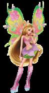 Winx Club Flora Movie Believix pose2