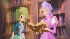 Selina e eldora in 613