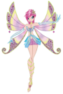 Winx Club Tecna Enchantix pose