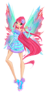 Winx Club Bloom Mythix pose7