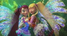 Bloom e stella sirenix film 3