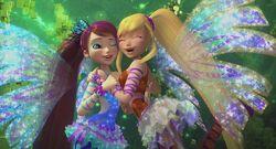 Bloom e stella sirenix film 3