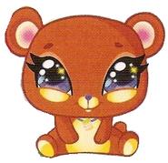 Pepe Musabonder fairy pet bear.
