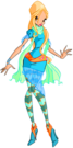 Winx Club Daphne s6 pose