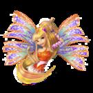 Winx Club Stella Sirenix pose5