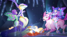 Winx and Fairy Animals 08187