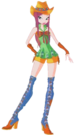 Winx Club Roxy pose10