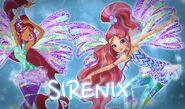 Sirenix - evoluzione