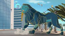 Sfinge egiziana 2