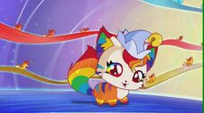 Minimondo arcobaleno 3