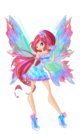 Winx Club Bloom Mythixnn pose3