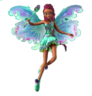Winx Club Aisha Mythix pose2