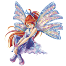 Winx Club Bloom Sirenix pose100