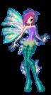 Winx Club Tecna Sirenix pose17