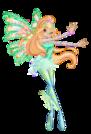 Winx Club Daphne Sirenix pose2