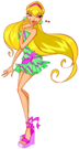 Winx Club Stella s2 pose8