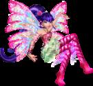 Winx Club Musa Sirenix pose12m