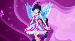 Musa trasformazione Butterflix