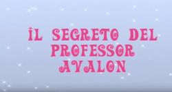 Il segreto del professor avalon