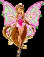 Winx Club Flora Enchantix pose