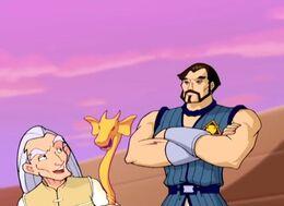 Saladin, Codatorta - Revenge of the Trix (2)