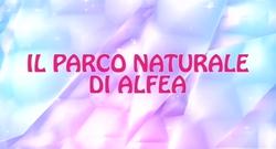 Il parco naturale di Alfea